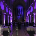 Kerk trouwfeest